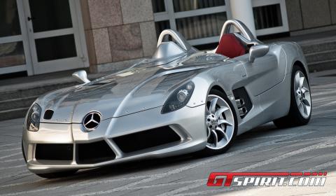 History Of The Mercedes Benz Slr Mclaren Gtspirit