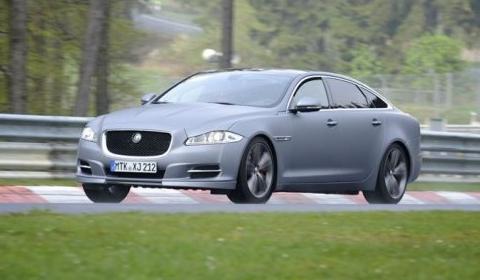 Jaguar Launches Nürburgring Taxi Service