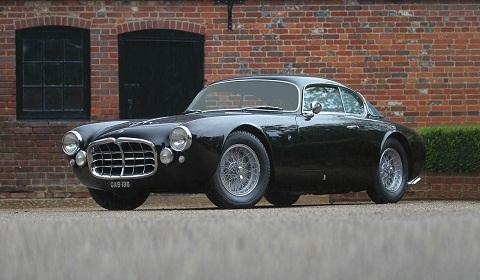 Jay Kay's 1955 Maserati A6G/54