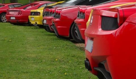 KB Rossocorsa Ferrari Event in Paris