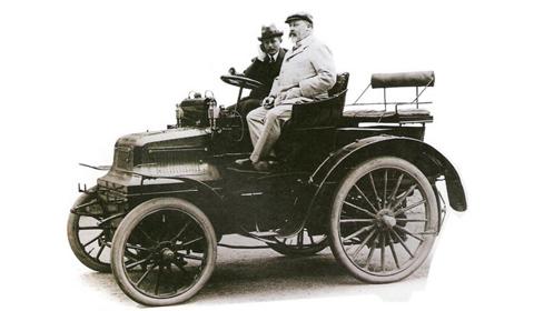 Lord Montagu Daimler