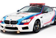 New BMW M6 MotoGP Safety Car at M-Festival