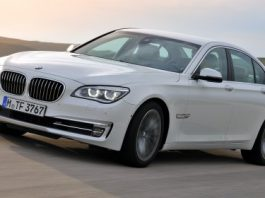 Official 2013 BMW 7-Series Facelift