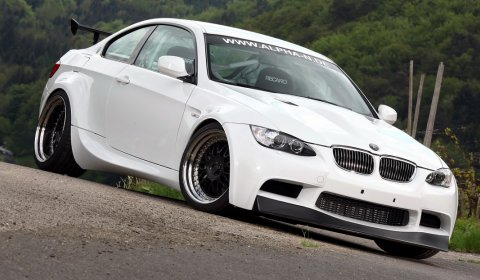 Official Alpha-N BT92 Based on BMW E92 335i