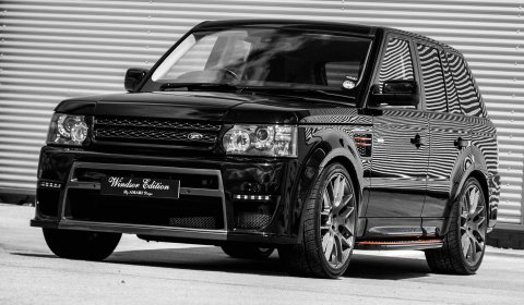Official Amari Design Range Rover Sport Non Wide Arch Windsor Edition