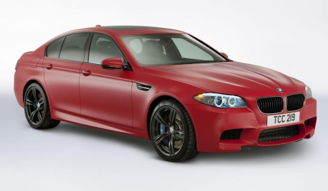 Official BMW M3 and M5 M Performance Edition - UK Only
