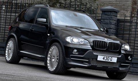 Official BMW X5 5S 3.OD by A. Kahn Design