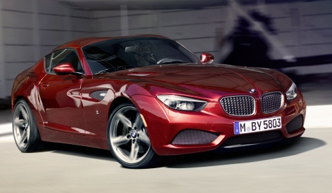 Official BMW Zagato Coupé