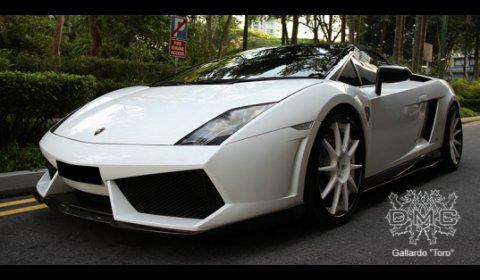 Official DMC Toro Lamborghini Gallardo
