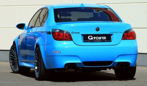 Official G-Power M5 Hurricane RRs 01