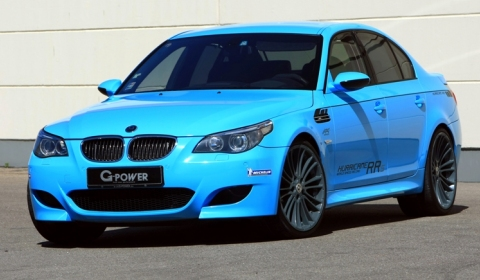 Official G-Power M5 Hurricane RRs