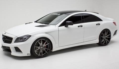 Official Mercedes-Benz CLS-M by Misha Designs