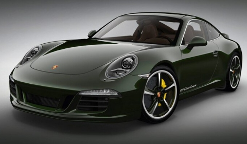Official Porsche 911 (991) Club Coupe