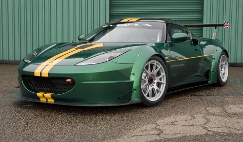 Official Upgraded Lotus Evora GTC