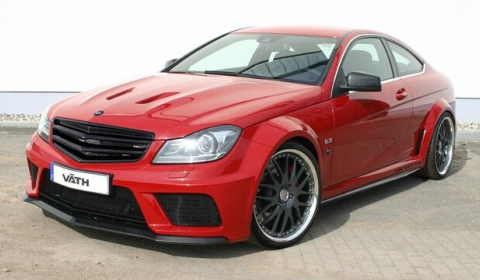 Official Vath V63 AMG Supercharged