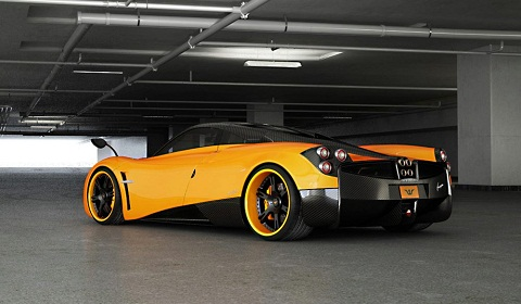 Pagani Huayra by Wheelsandmore