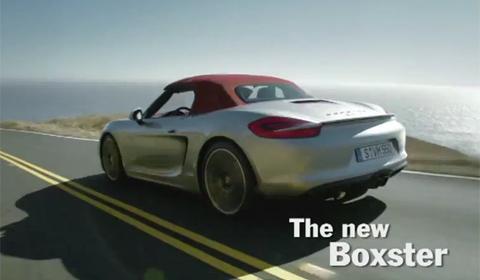 Video: the Spirit of the Porsche Boxster