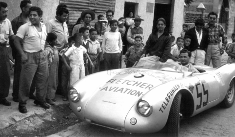Porsche Museum at Mille Miglia 2012 01