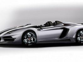 Prindiville Lamborghini Aventador J