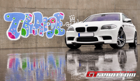 Road Test 2012 BMW F10M M5 01