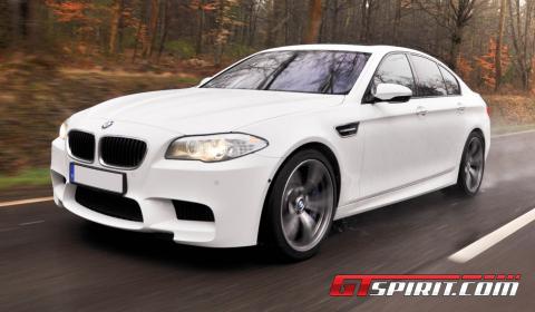 Road Test 2012 BMW F10M M5