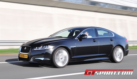 Road Test Jaguar XF 2.2d