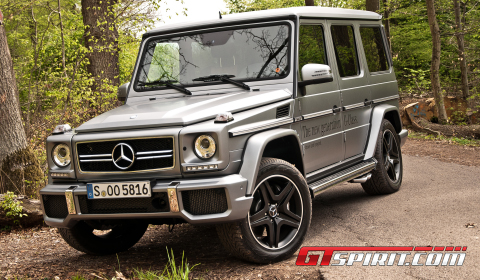 Road Test Mercedes-Benz G 63 AMG 01