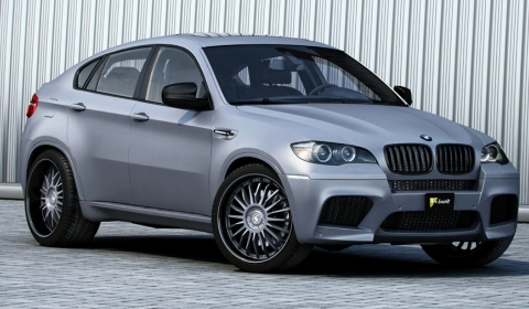 Schmidt Revolution CC-Line Wheels for BMW X6 and X6 M