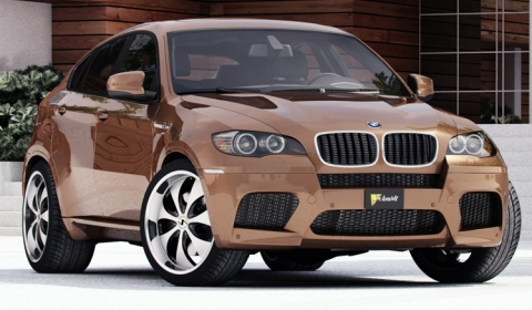 Schmidt Revolution Rhino Wheels for BMW X6 and X6 M