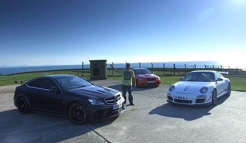 Super Coupe Shootout by Drive's Chris Harris