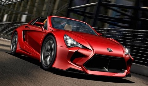 2015 Toyota Supra >> Rumour Toyota Supra Successor Coming In 2015 Gtspirit