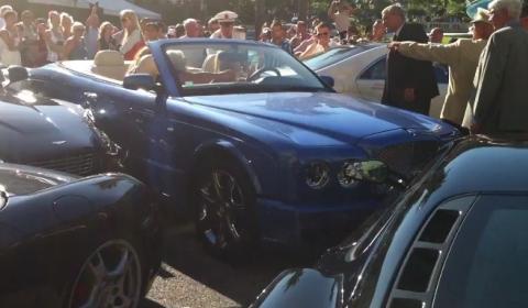 Video 1.1 Million Dollar Car Crash in Monaco
