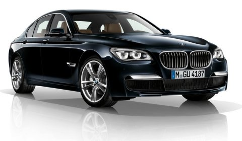 Video 2013 BMW 7-Series Facelift