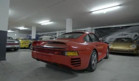 Video DRIVE Visits the Porsche Classic Workshop