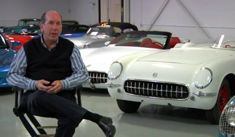Video Drive Visits Lingenfelter Car Collection