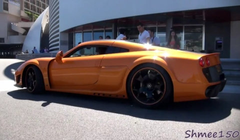 Video Noble M600 at Top Marques Monaco 2012