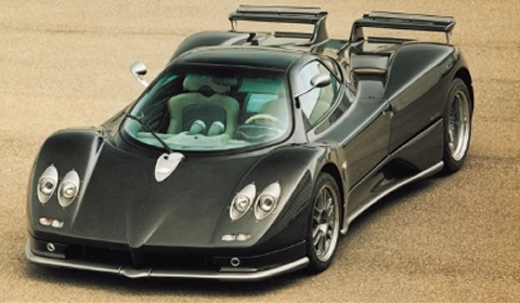 Video The Pagani Story - The Beginnings
