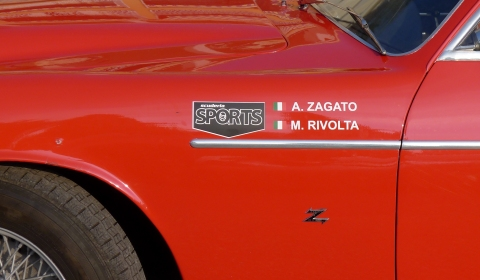 Zagato and Scuderia Sports Ready for Mille Miglia 2012 01