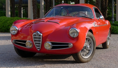 Zagato and Scuderia Sports Ready for Mille Miglia 2012