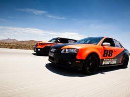 DTA Posse Audi RS4 and Scion xb