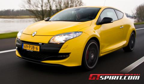 Road Test 2012 Renault Megane RS Facelift