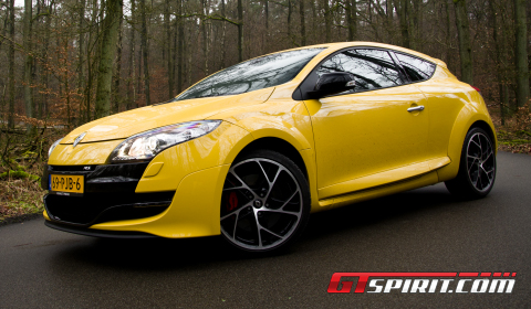 Road Test 2012 Renault Megane RS Facelift 01