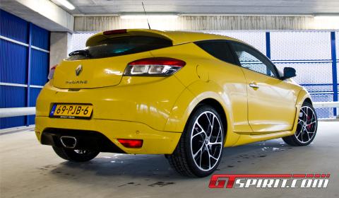 Road Test 2012 Renault Megane RS Facelift 03