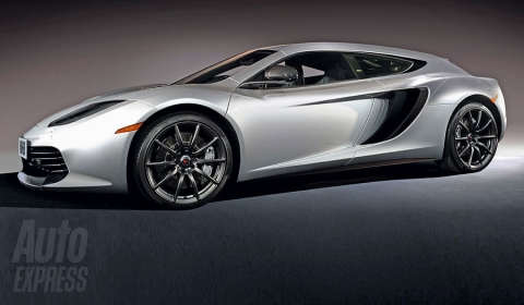 Rumour McLaren MP4-12C Shooting Brake