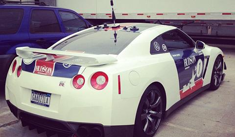 Team Hudson GT-R