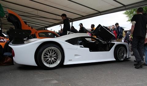 Arash AF-10 LM at Goodwood Festival of Speed 2012