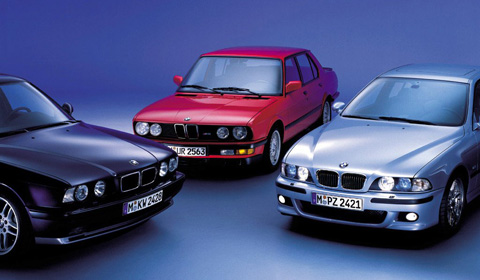 BMW M5 E28-E34-E39