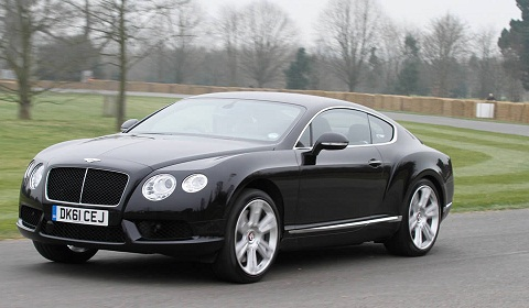 Exclusive Bentley Continental Gt Speed To Debut At