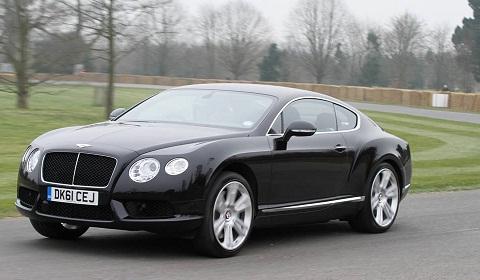 Bentley Continental GT Speed Goodwood