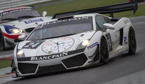 Blancpain Endurance Series Silverstone 2012